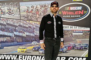 NASCAR Euro Special feature One-on-one with NASCAR Whelen Euro CEO Jerome Galpin