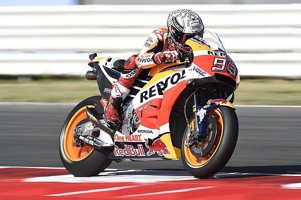 Misano MotoGP: Marquez leads wildcard Pirro in FP1