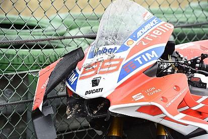 MotoGP Analysis: Misano breaks MotoGP race weekend crash record