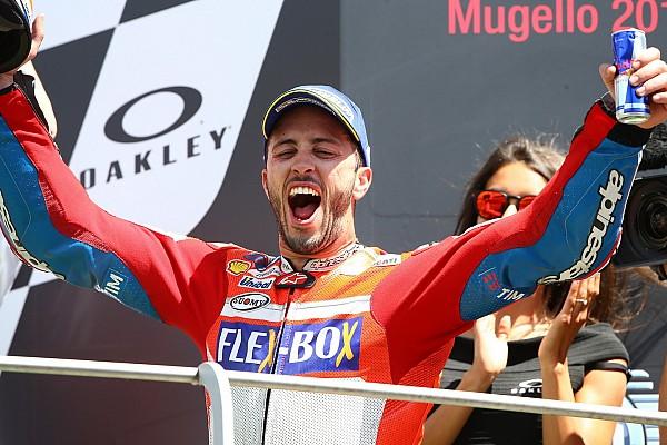 MotoGP Le Mugello, la plus belle émotion de l'année pour Dovizioso