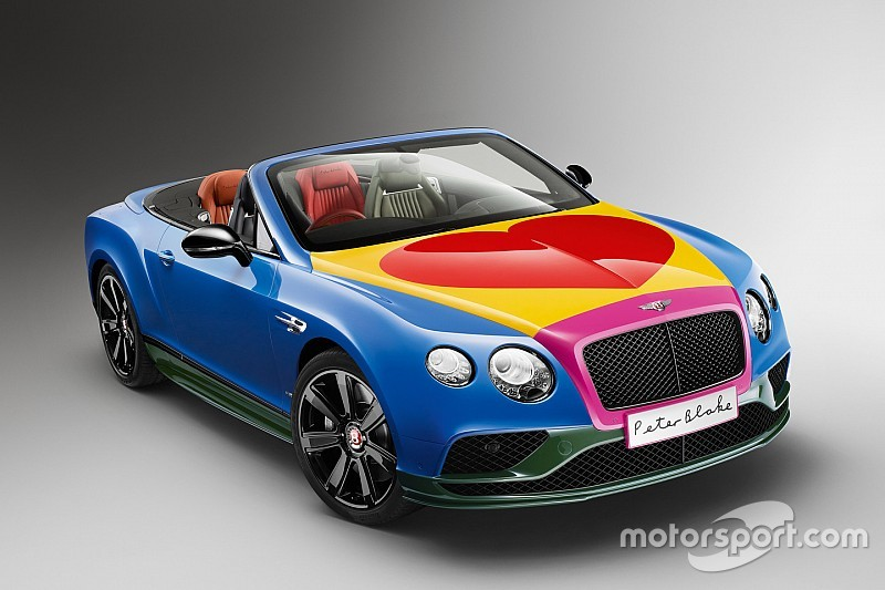 Bentley Continental GT krijgt opvallendste kleurstelling ooit