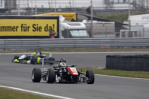 F3 Race report Masters of F3: Eriksson beats Ilott to win qualifying race