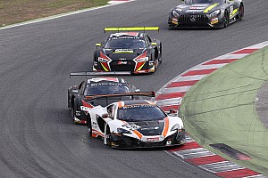 Blancpain Sprint Interview Parente slams