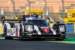 Le Mans Preview Porsche 919 Hybrid goes to Le Mans as title defender