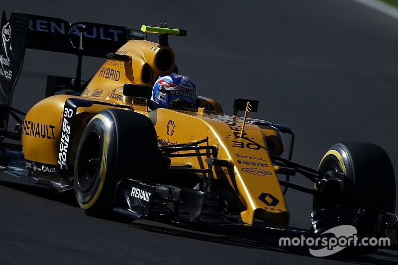 Palmer forced to miss Mexican GP qualifying
