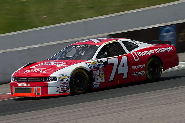 NASCAR Canada Another road course win for Lacroix