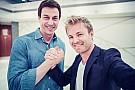 Mercedes dice que Rosberg fue la única opción