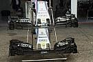 Технічний брифінг: переднє антикрило Williams FW38