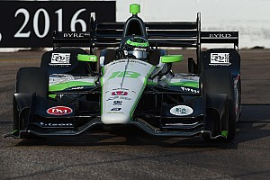 IndyCar Breaking news Daly and Filippi rue missed opportunities for Coyne