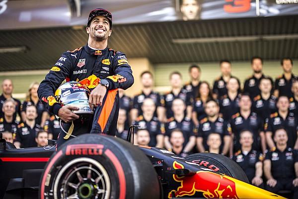 Ricciardo: mindenkiben ég a vágy, hogy támadjunk idén!
