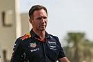 F1 Horner: La regla de los tres motores es una locura total
