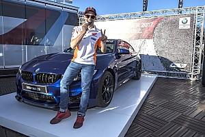 Automotive Noticias El otro trofeo de Marc Márquez en Valencia