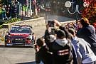 WRC Тур де Корс: Льоб вистрілив