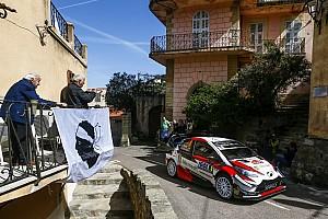 WRC Résumé de spéciale ES11 - Tänak prend une option sur la deuxième place