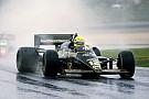 Formule 1 Photos - La première victoire d'Ayrton Senna en F1