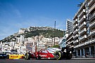 FIA F2 Monaco F2: De Vries dominates practice after Norris clash
