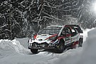WRC Sweden WRC: Tanak leads after Super Special opener