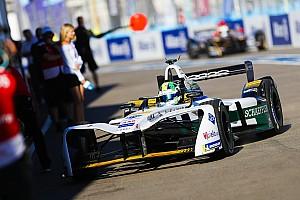 Formula E Sıralama turları raporu Punta del Este ePrix: Di Grassi pole'de