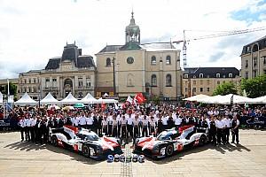 24 heures du Mans Interview De Chaunac :