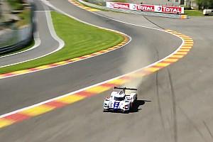 WEC Breaking news DragonSpeed explains Fittipaldi's leg-breaking Spa crash