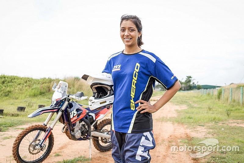 How Aishwarya Pissay is chasing her Dakar dream