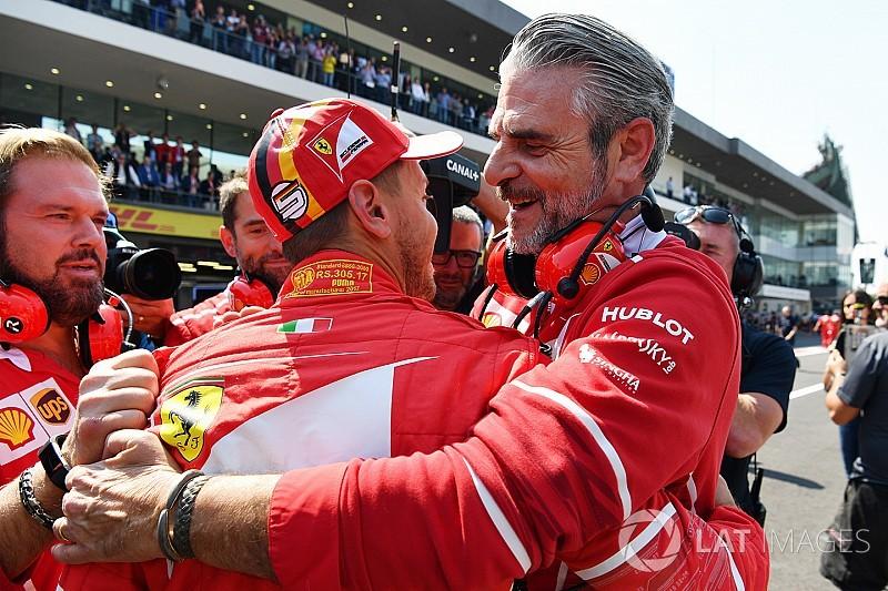 Arrivabene: Meksika GP'si sonucu SF70H'nin potansiyelini yansıtmıyor
