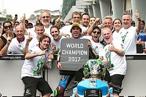 Moto2 Special feature Moto2-kampioen Morbidelli: Over leermeester Rossi en de dood van zijn vader