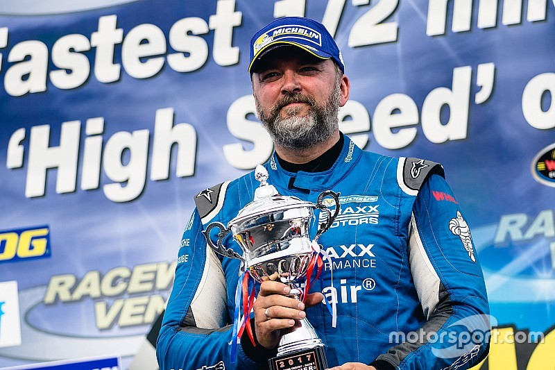 NASCAR Euro driver Jerry de Weerdt to start first K&N Pro Series race