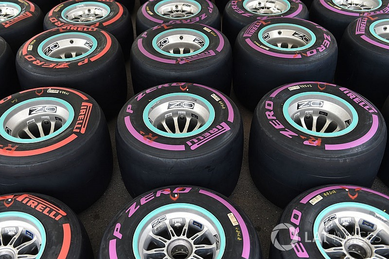 Pirelli ya tiene los compuestos para Austria