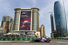 Live: Follow Azerbaijan GP practice as it happens