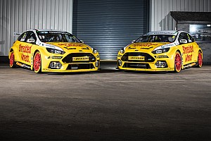 BTCC Breaking news Jackson to race new Ford Focus RS for Motorbase