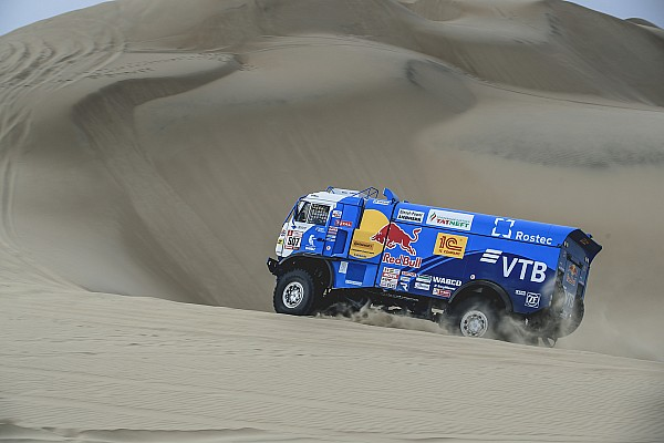 Мардєєв: Сто кілометрів пісків – екзамен на пильність
