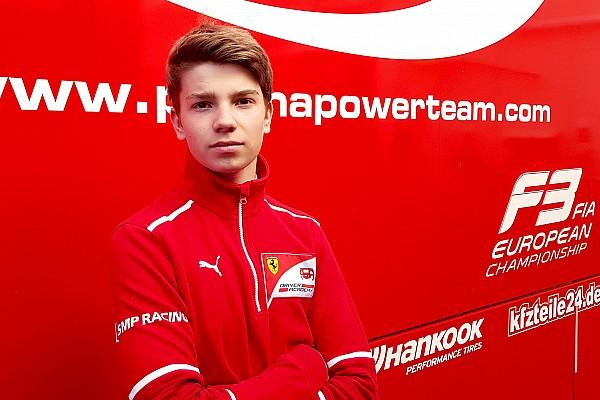 Евро Ф3 Новость Шварцман попал в состав сильнейшей команды Евро Ф3