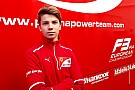 Prema signs Russian Ferrari protege for European F3