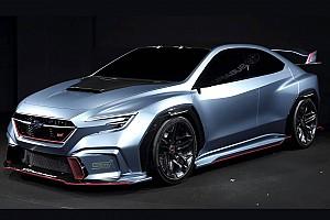 Auto Actualités Subaru dévoile un sacré concept!