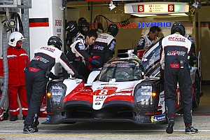 24 heures du Mans Interview Toyota hyper favori :