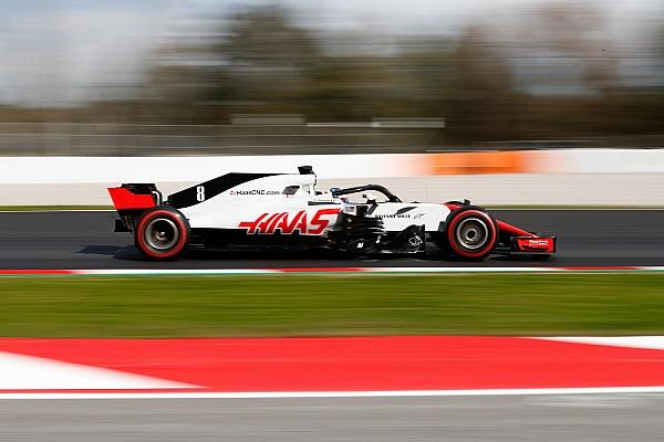 Formule 1 Actualités Fittipaldi était en discussions avec Haas avant son crash