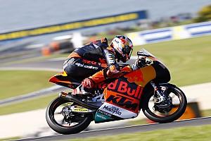 Moto3 Nieuws Bendsneyder koestert herinneringen aan Sepang: