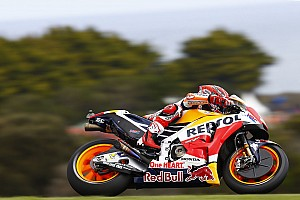 MotoGP Noticias de última hora Márquez justificó la dureza con la que se peleó en Australia