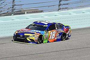 NASCAR Cup Reporte de prácticas Kyle Busch abre con fuerza en la primera en Homestead