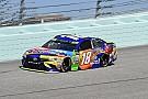 NASCAR Cup Kyle Busch abre con fuerza en la primera en Homestead
