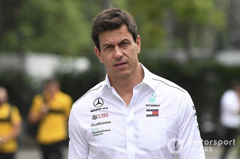 Wolff dice que la F1