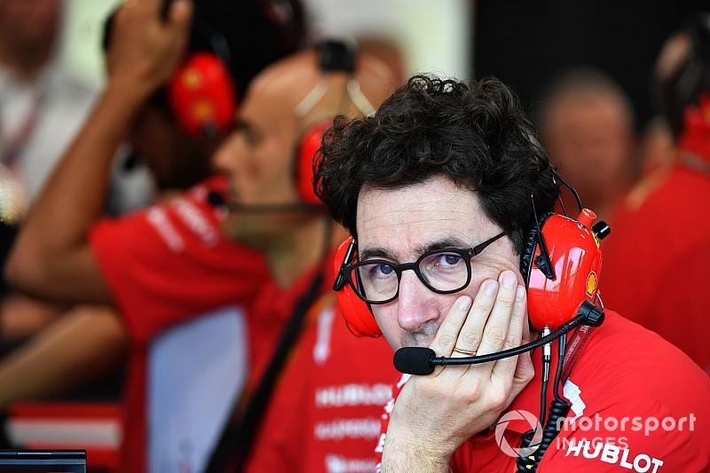 Anderson: Ferrari, Binotto'yu seçerek ''yanlış karar'' verdi