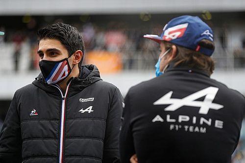 Ocon dan Alonso Gunakan Setelan Berbeda di F1 GP Rusia