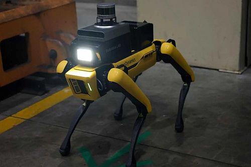 A Hyundai bemutatja első robotját, amelyet a Boston Dynamics fejlesztett ki