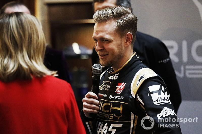 Magnussen espère que l'économie d'essence