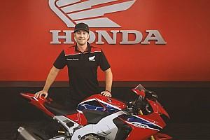 TT 2019: David Johnson con Honda Racing accanto al confermato Ian Hutchinson