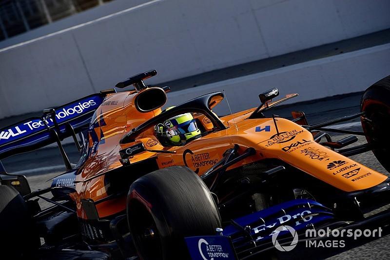 McLaren in