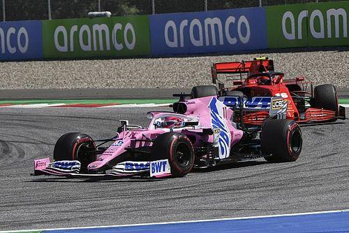 F1: Pérez abre segunda semana na Áustria na frente no TL1 do GP da Estíria