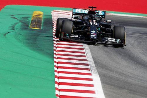 EL3 - Mercedes reste intouchable, Ocon dans le mur
